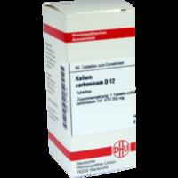 KALIUM CARBONICUM D 12 Tabletten