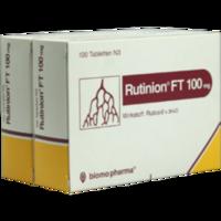 RUTINION FT 100 mg Tabletten