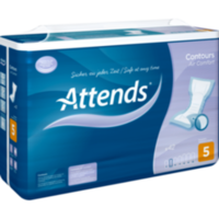 ATTENDS Contours Air Comfort 5