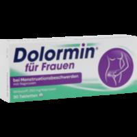 DOLORMIN für Frauen Tabletten