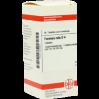 FORMICA RUFA D 4 Tabletten