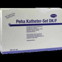 PEHA KATHETER Set DK/F