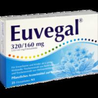 EUVEGAL 320/160 mg Filmtabletten