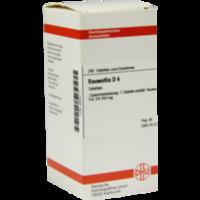 RAUWOLFIA D 4 Tabletten