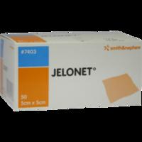 JELONET Paraffingaze 5x5 cm steril Peelpack