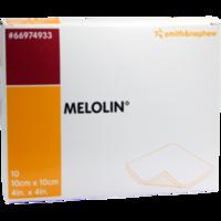 MELOLIN 10x10 cm Wundauflagen steril