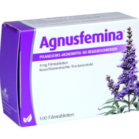 AGNUSFEMINA 4 mg Filmtabletten