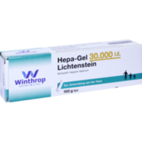 HEPA GEL 30.000 I.E. Lichtenstein