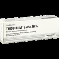 THIOBITUM Salbe 20%