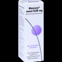 RHINIVICT nasal 0,05 mg Nasendosierspray