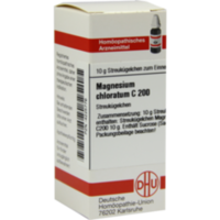 MAGNESIUM CHLORATUM C 200 Globuli