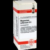 MAGNESIUM SULFURICUM D 6 Globuli