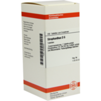 STROPHANTHUS D 6 Tabletten