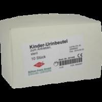 URIN AUFFANGBEUTEL f.Kinder steril 100 ml
