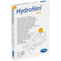 HYDROFILM Plus Transparentverband 5x7,2 cm