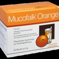 MUCOFALK Orange Gran.z.Herst.e.Susp.z.Einn.Beutel