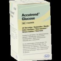 ACCUTREND Glucose Teststreifen