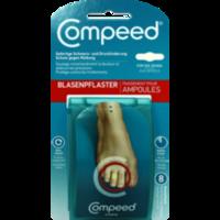 COMPEED Blasenpflaster an den Zehen