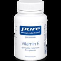 PURE ENCAPSULATIONS Vitamin E Kapseln