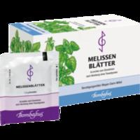 MELISSENBLÄTTER Tee Filterbeutel