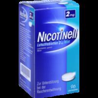 NICOTINELL Lutschtabletten 2 mg Mint