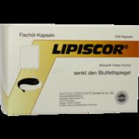 LIPISCOR Fischöl Kapseln