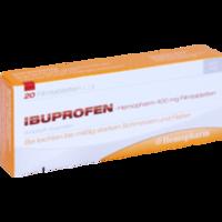 IBUPROFEN Hemopharm 400 mg Filmtabletten