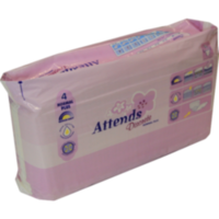 ATTENDS Ultra Care discrete 4 Normal Plus Vorlagen