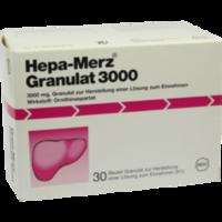 HEPA MERZ Granulat 3.000 Btl.
