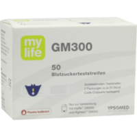 MYLIFE GM300 Bionime Teststreifen