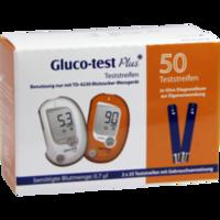 GLUCO TEST Plus Blutzuckerteststreifen