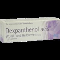DEXPANTHENOL acis Wund- und Heilcreme