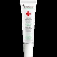 BIOMED Erste Hilfe hypoallergene Augenpflege Creme