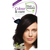 HAIRWONDER Colour & care black Creme