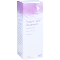NYSTATIN acis Suspension
