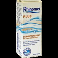 RHINOMER Plus Schnupfenspray