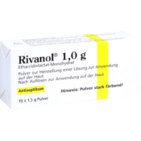 RIVANOL 1,0 g Pulver