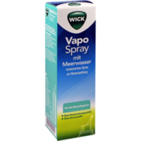 WICK Vapospray zur Nasenspülung Isotonic