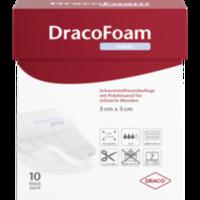 DRACOFOAM Infekt Schaumst.Wundauf.5x5 cm