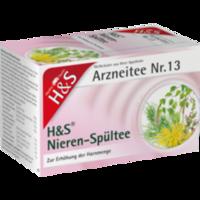 H&S Nieren-Spültee Filterbeutel