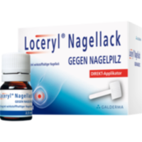 LOCERYL Nagellack gegen Nagelpilz DIREKT-Applikat.