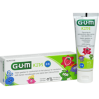 GUM Kids Zahngel Erdbeere 2-6 Jahre