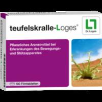 TEUFELSKRALLE-LOGES Filmtabletten
