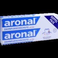ARONAL Zahnpasta Doppelpack