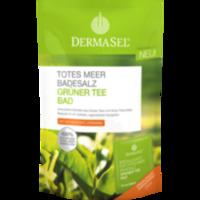 DERMASEL Totes Meer Badesalz+grüner Tee