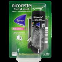 NICORETTE Fruit & Mint Spray 1 mg/Sprühstoß