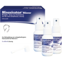 MINOXICUTAN Männer 50 mg/ml Spray