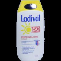 LADIVAL empfindliche Haut Lotion LSF 50
