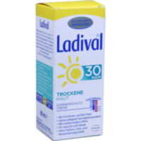 LADIVAL trockene Haut Creme LSF 30