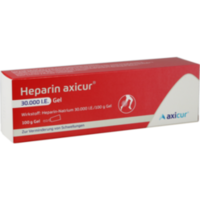 HEPARIN AXICUR 30.000 I.E. Gel